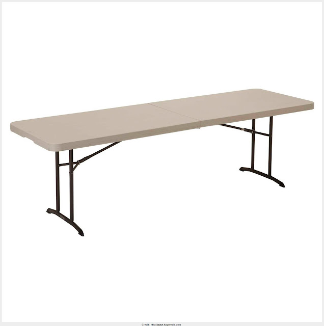 Awesome 8 Foot Folding Table Pictures