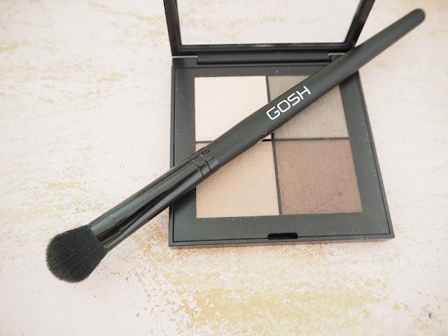 Gosh eyeshadow brush