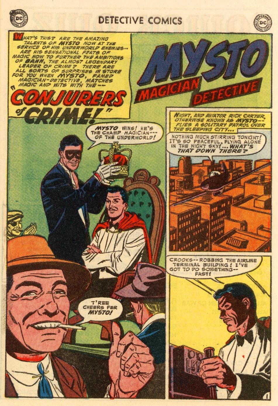 Read online Detective Comics (1937) comic -  Issue #207 - 28