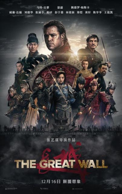The Great Wall (2016) Το Σινικό τείχος ταινιες online seires xrysoi greek subs