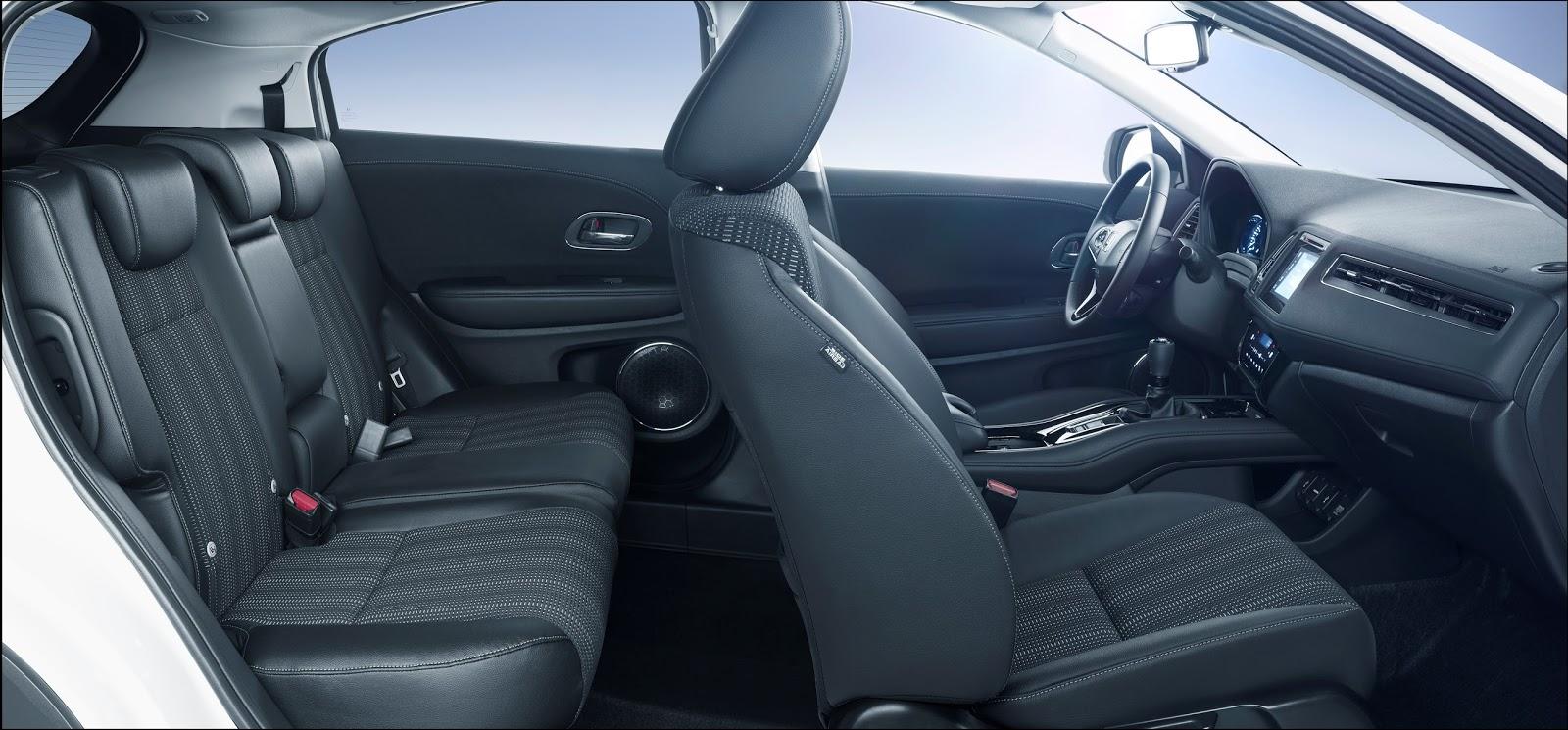 40668 2015 Honda HR V Όλες οι λεπτομέρειες για το νέο Honda HR-V Honda, Honda HR-V, HR-V, SUV