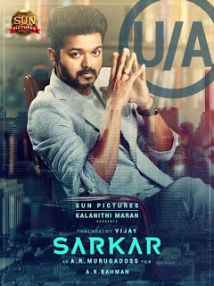 Sarkar First Look Poster 1