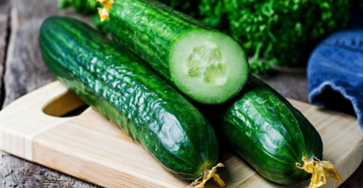 This Doctor Ate Cucumber Every Day,then Everybody Noticed That She Has Changed.