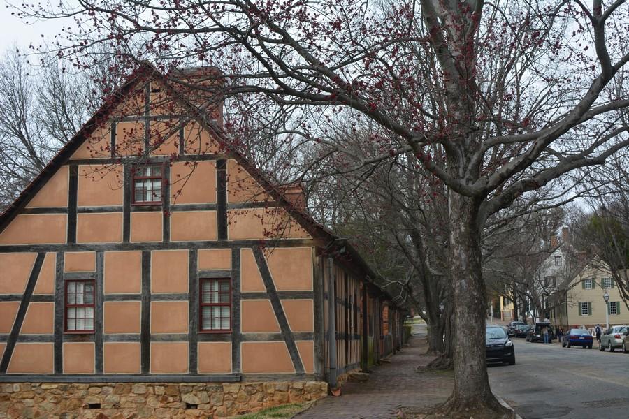 Jolie maison Old Salem
