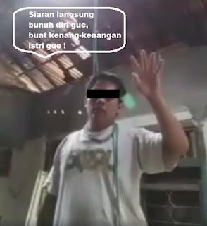 Heboh Bunuh Diri Live Di Facebook