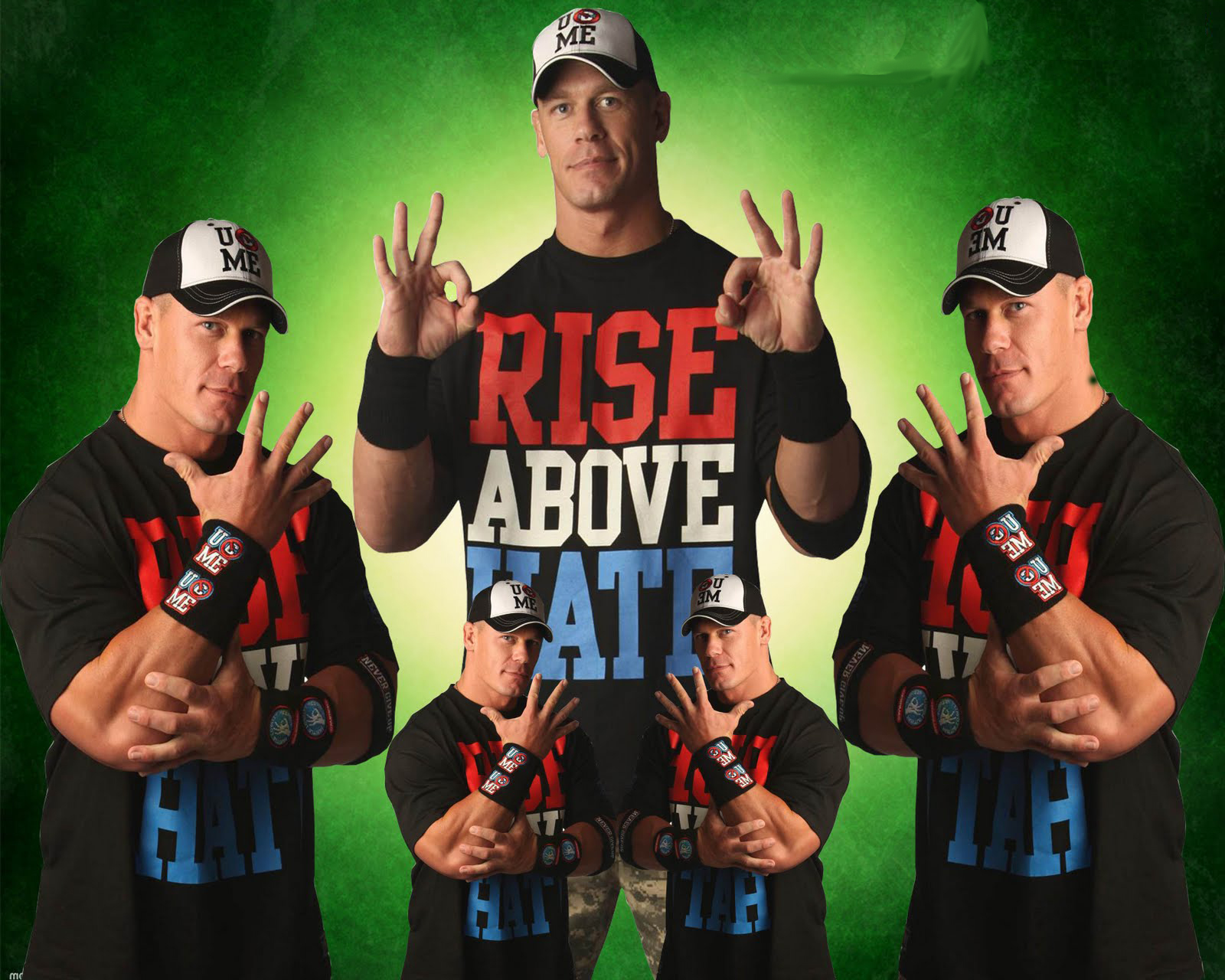 The Wallpapers: John Cena