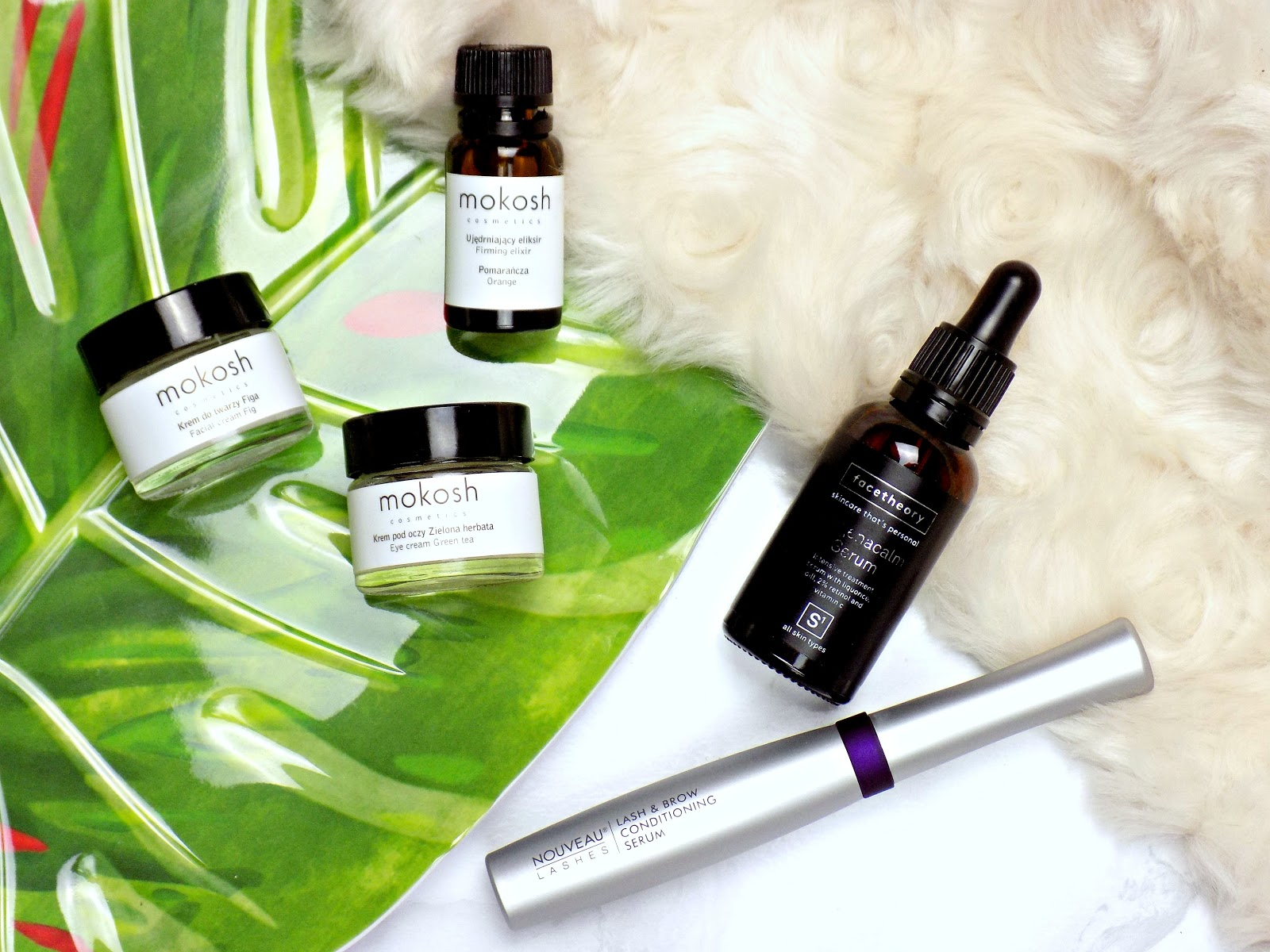 MOKOSH Skincare, Facetheory Regenacalm serum