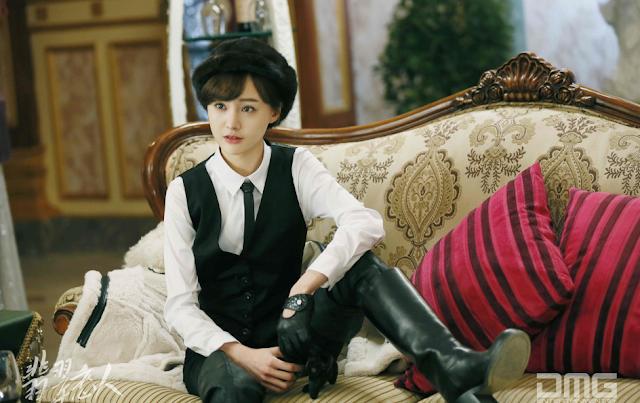 Zheng Shuang in 2016 c-drama Jade Lovers