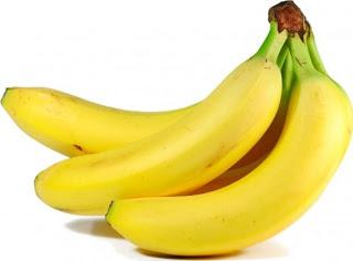 Foto de bananas de color amarillos