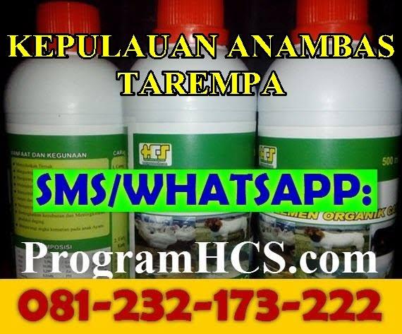 Jual SOC HCS Kepulauan Anambas Tarempa