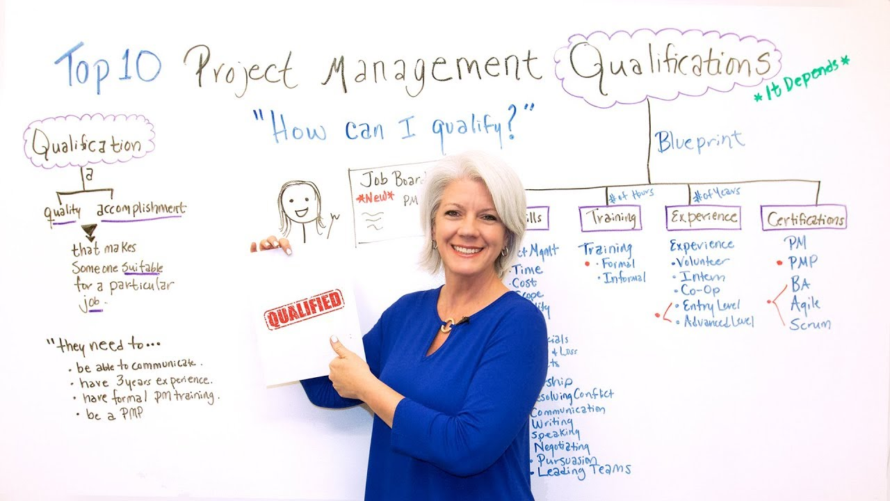 Top 10 Project Management Qualifications
