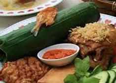 Resep masakan indonesia timbel spesial (istimewa) praktis mudah gurih, sedap, enak, nikmat lezat