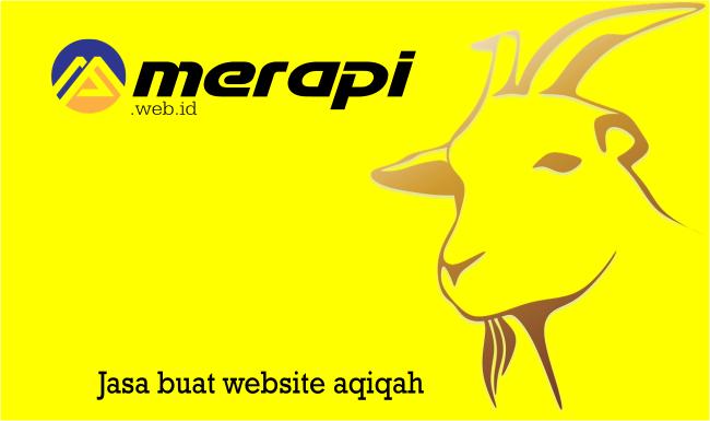 jasa buat website aqiqah murah di jogja