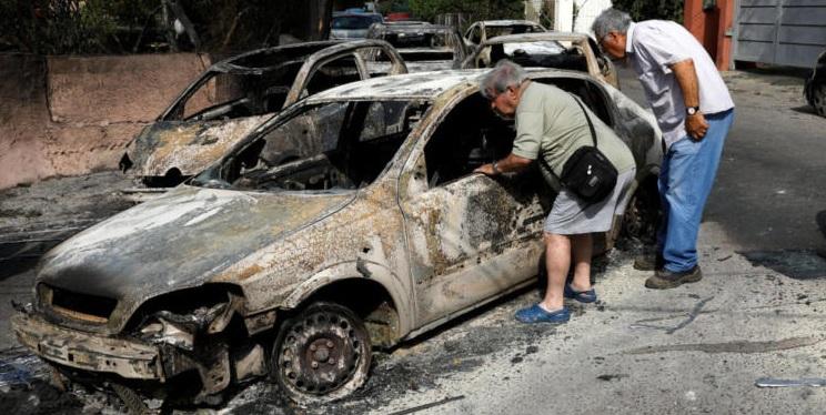 Μπαλάκι του πινγκ πονγκ οι ευθύνες για τον τραγικό και άδικο θάνατο των συμπολιτών μας που κάηκαν ζωντανοί