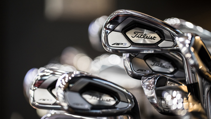 The #1 Writer in Golf: Titleist Announces New 718 Irons: AP1