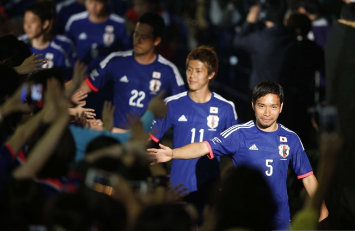 Squad Timnas Jepang Piala Dunia 2014 | sukajepang.com