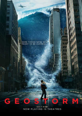 Geostorm 2017 WEB-DL 750MB English 720p ESub Watch Online Full Movie Download bolly4u