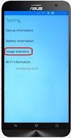Cara Hapus Akun Google Asus Zenfone 2 Deluxe