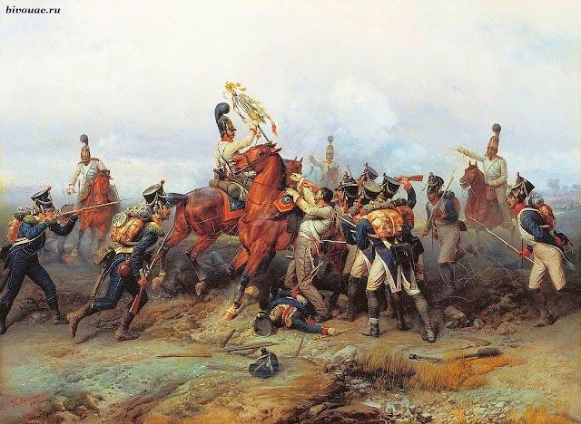 Знамена Наполеона, Имперские орлы, История, Наполеоновский орел, Орлы Наполеона,
