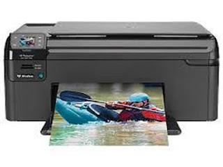 Picture HP Photosmart Wireless B109q Printer