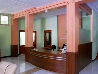 furniture interior kantor ruang lobi semarang  04