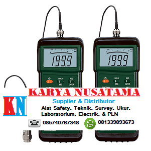 Jual Extech 407860a Vibration Meter Instrument di Sulawesi