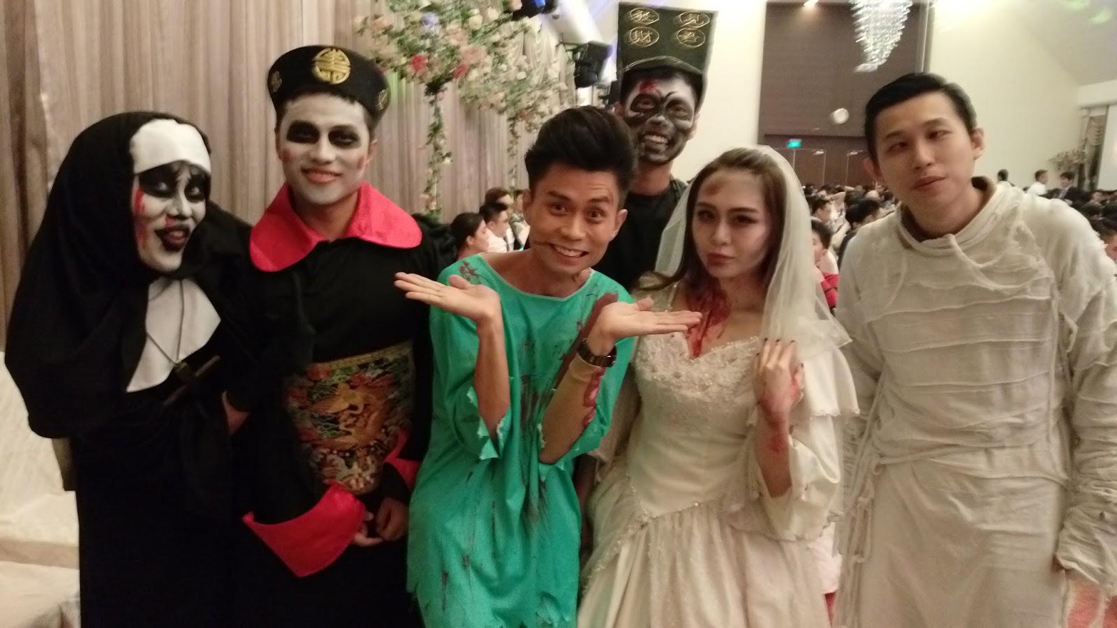 Singapore Emcee Richard Style 新加波著名节目活动主持人: Showa ...