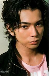 Foto del rostro de Jun Matsumoto