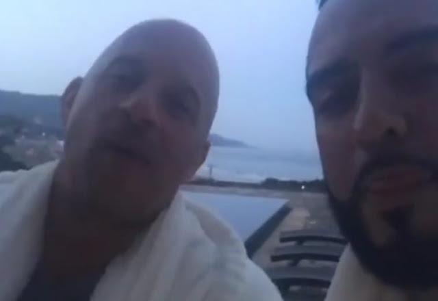 Aktor Fast Furious Tertarik Lakukan Puasa, Lihat Video Vin Diesel Puji Ramadhan!