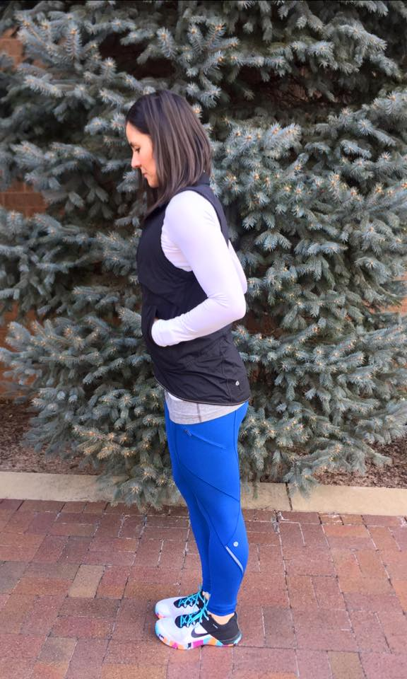 lululemon kicking-asphalt-vest cadence-crusher-tight