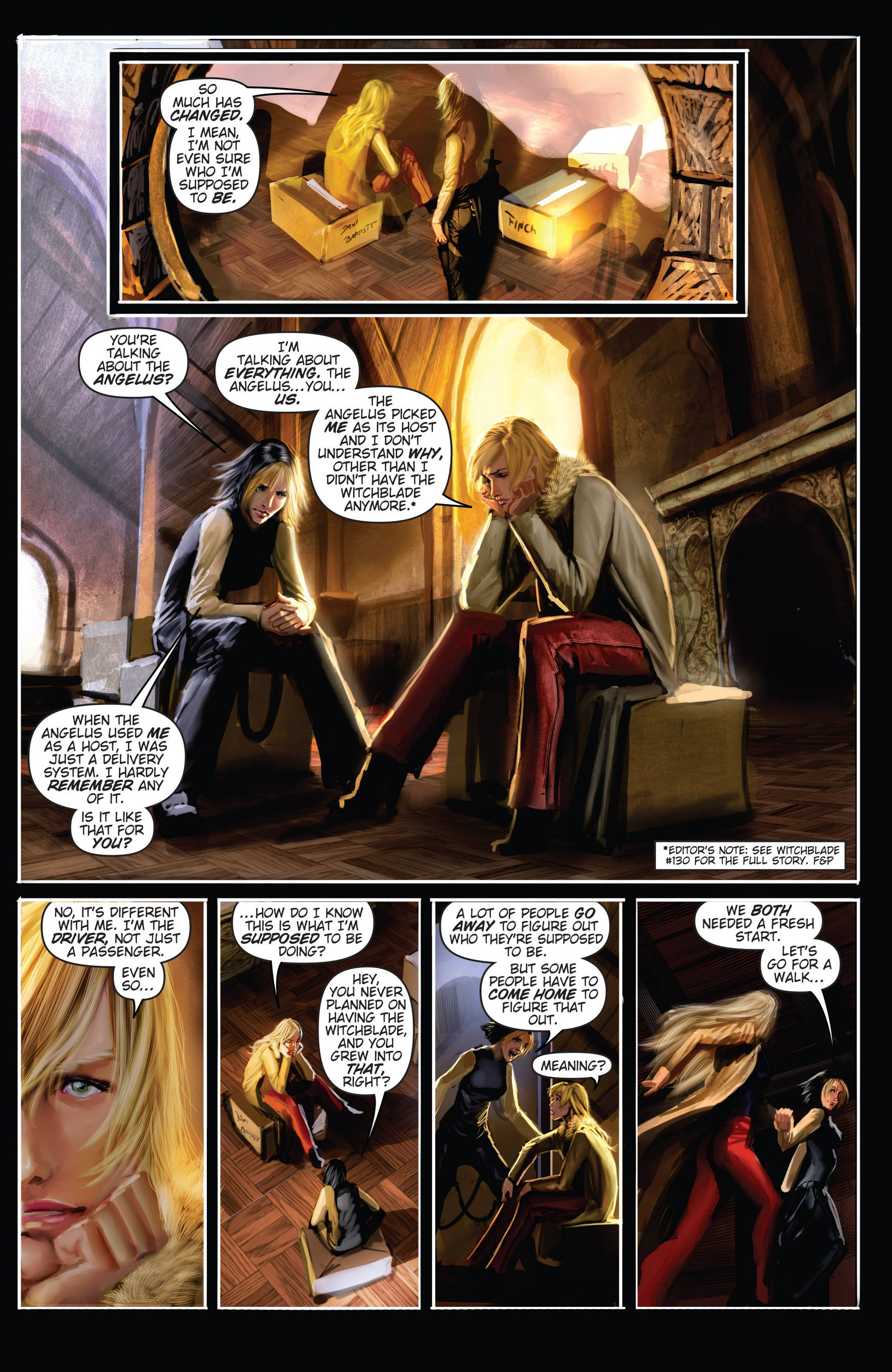 Read online Artifacts comic -  Issue #24 - 42