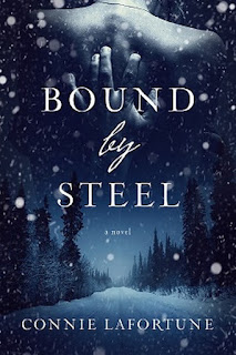 Book Showcase: Bound By Steel by Connie Lafortune