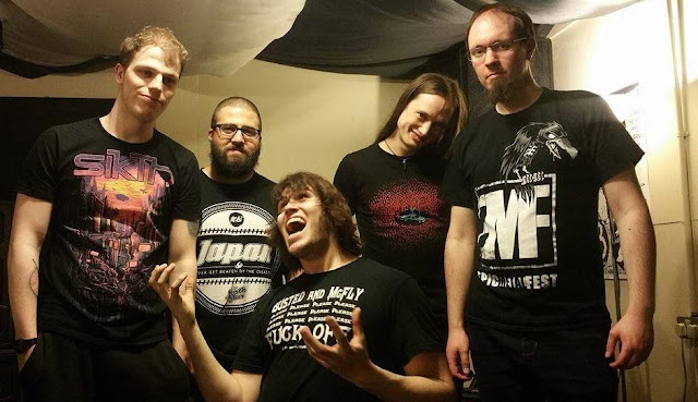 Interview with Plagueship, Progressive Death/Groove Metal Band from Leeds, UK