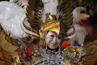 Model Ketiga Pengiring Garuda Karya Karang Taruna Desa Losari
