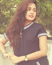 Actress Ananya