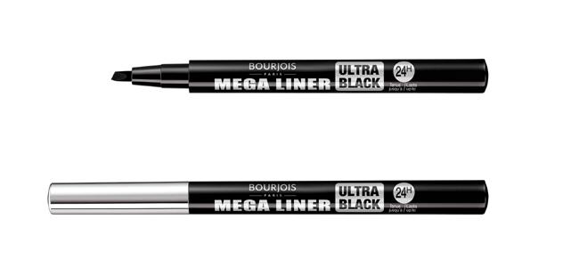 Maquillaje para salir a correr, rotulador MEGA LINER