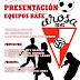🏃 Presentación Equipos Base Arosa SC | 27sep