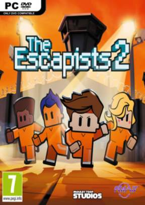 Descargar The Escapists 2 PC [Full] Español [MEGA]