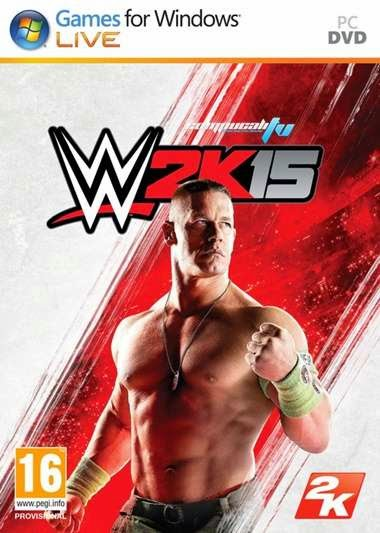 WWE 2k15 PC Game Español