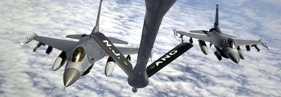 ВПС США хочуть поповняти боєзапас літаків у повітрі