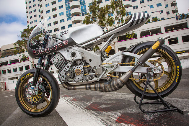 Roland Sands Design - Two Stroke Attack