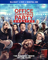 Office Christmas Party (2016) Poster
