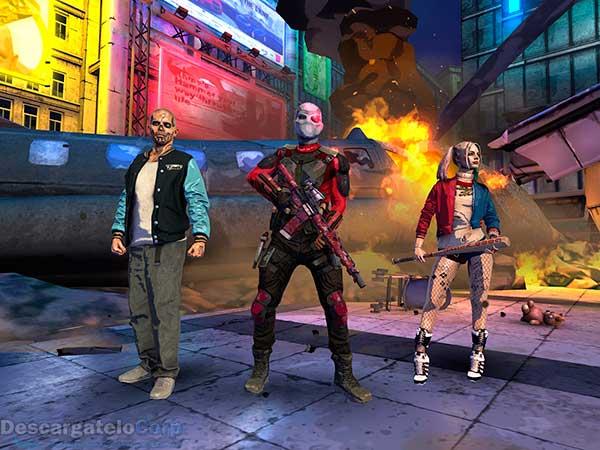 Suicide Squad: Special Ops Español Juego-PC