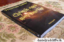 English version available of Chronik eines Harry Potter Fans