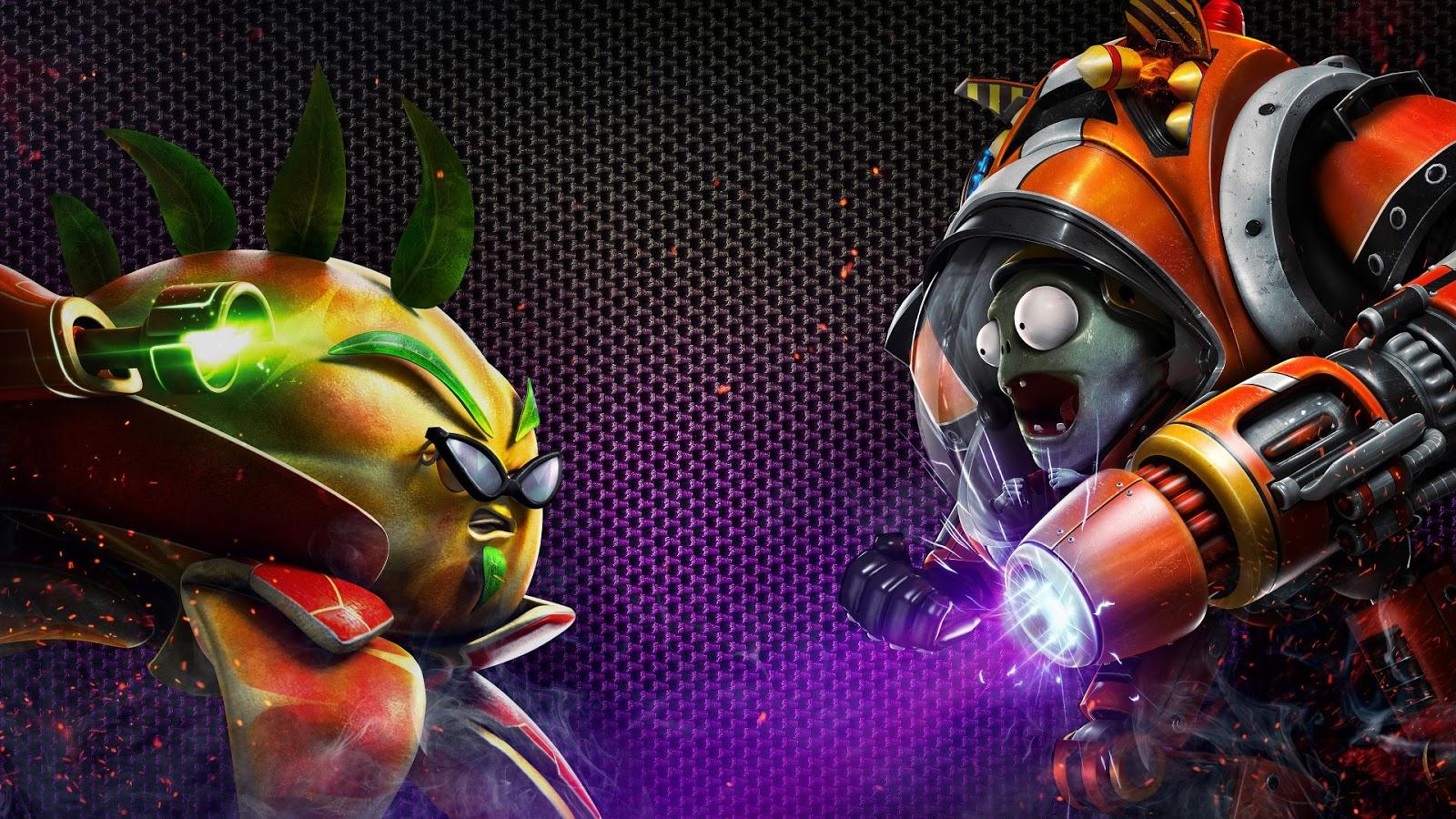 Plants Vs Zombies Garden Warfare 2 Deluxe Editiontech2lock