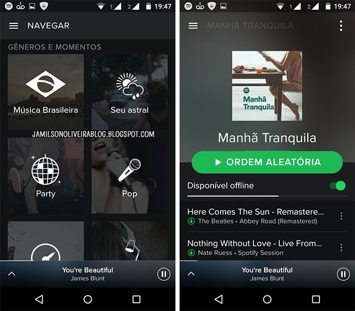 O que é Spotify e como usar!
