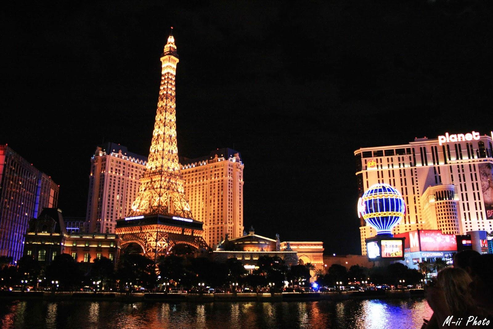 M-ii Photo : Las Vegas Paris Las Vegas