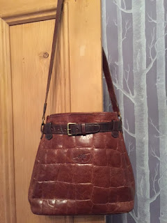 Mulberry Vintage Congo Bucket Bag