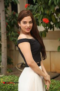 Telugu Actress Tanya Hope Stills at Appatlo Okadundevadu Audio Launch  0052.JPG