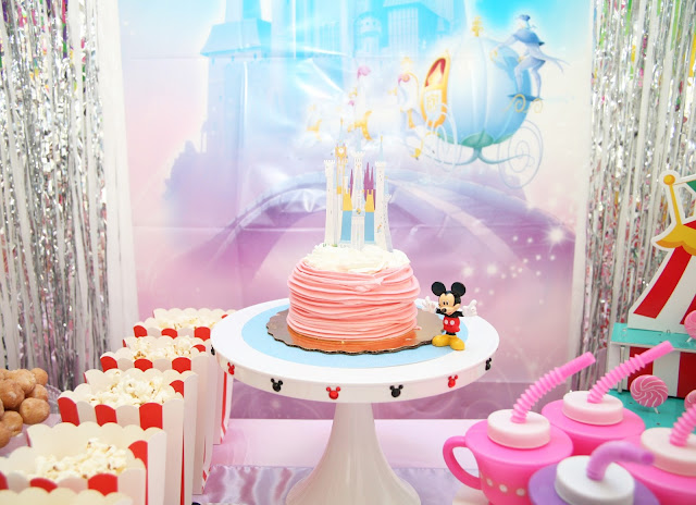 Disney World Birthday Party by party blogger The Celebration Stylist